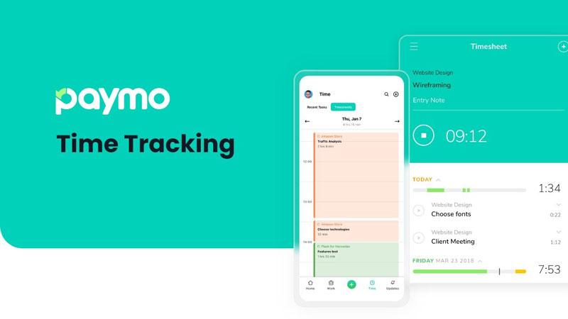 Lansare – Paymo free time tracker